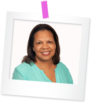 Dr. Joelle Hairston at stensland dental studio